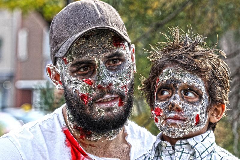 Zombie #5