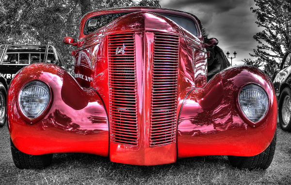 Red Buick