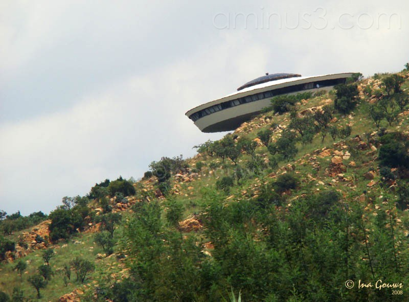 Most extreme house of Africa