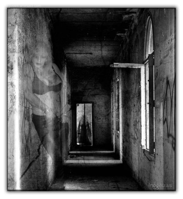My version of Corridor Chost William Attard McCart