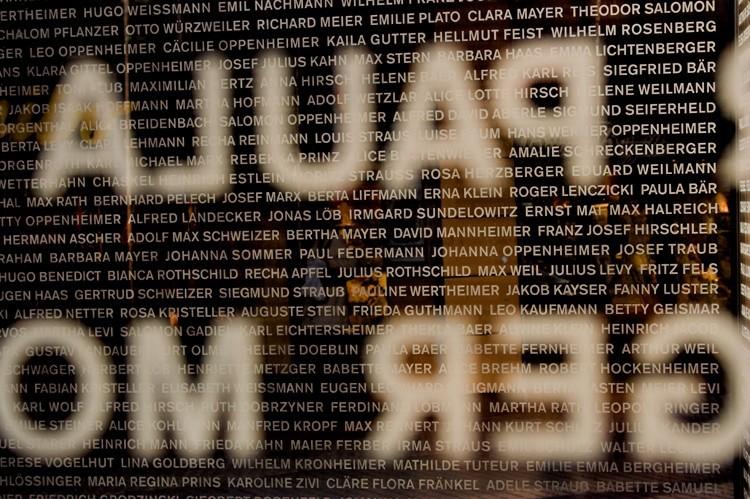 Namen 02, Mannheim