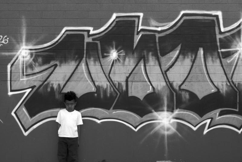 solo and graffiti