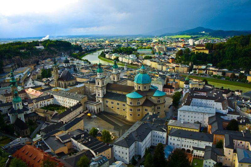 Salzburg north