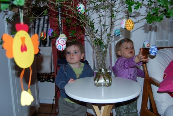 Ostern bei Elias