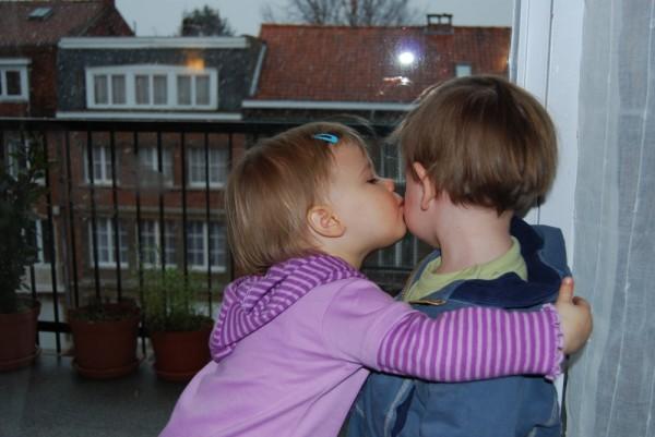 Ein Kuss für Elias