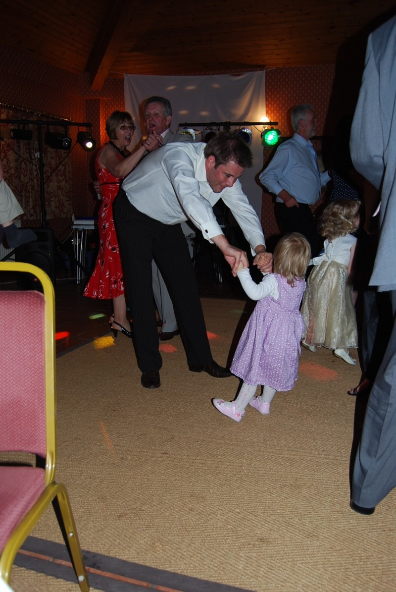 Tanzen mit Papa