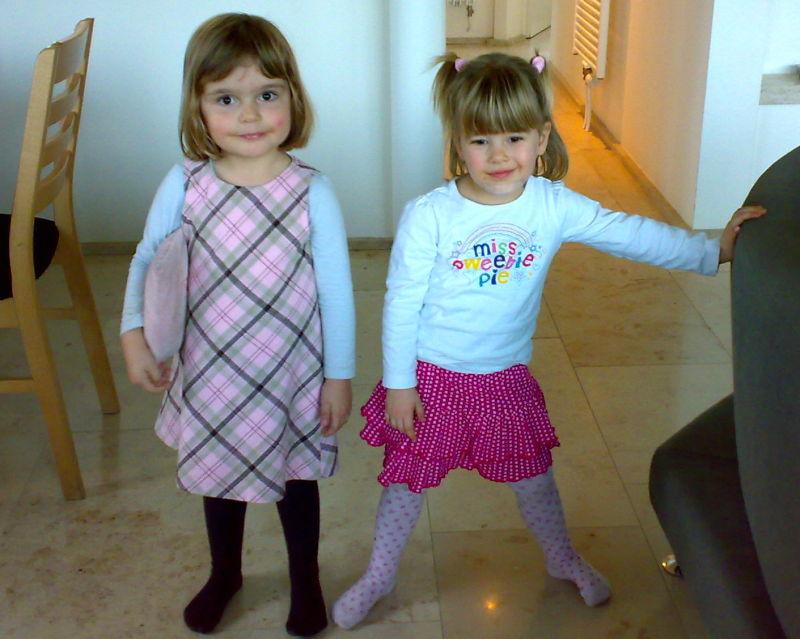 Zwei beste Freunde - Lexine & Karla