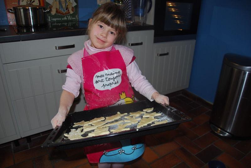 kleine bäckerin