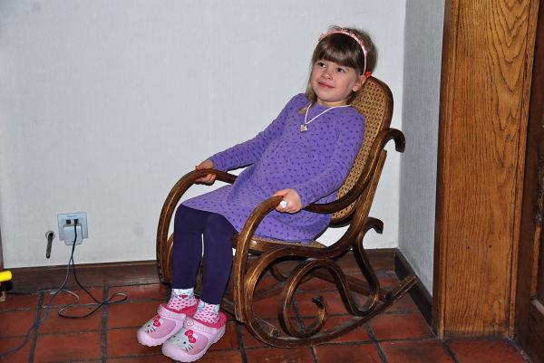 Der neue Stuhl
