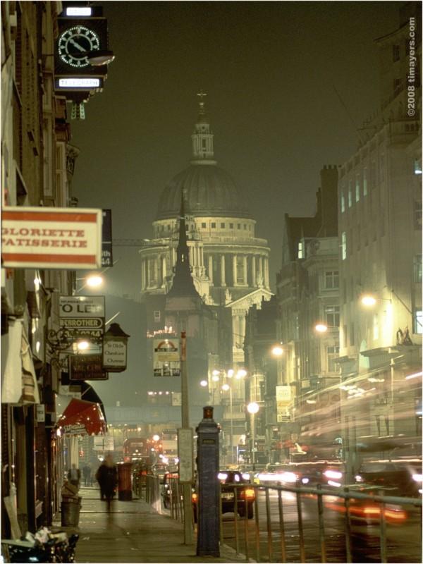 Good ol' London town