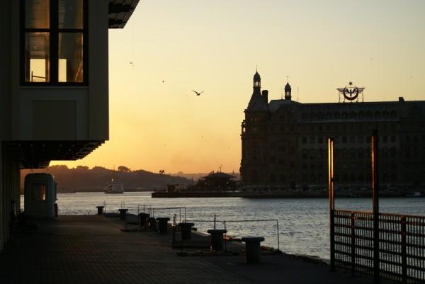 Haydarpaşa,İstanbul,railway station