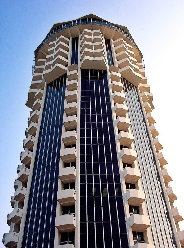Founders Tower