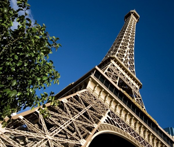 Eiffel in Nevada