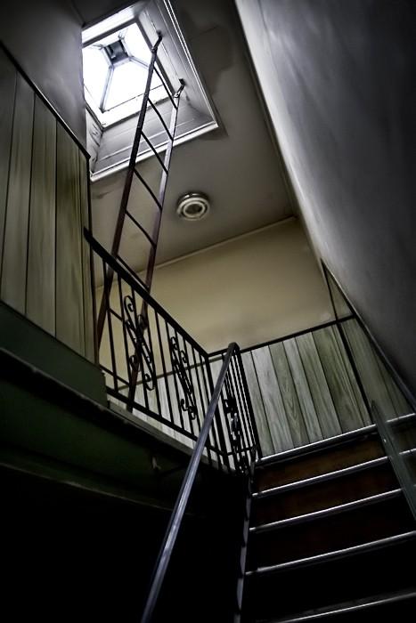My stairwell