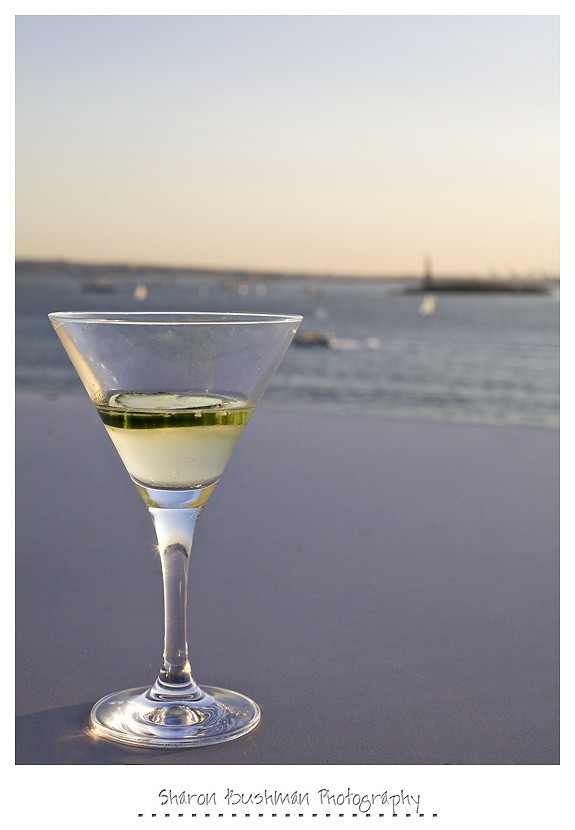 Martini with a View