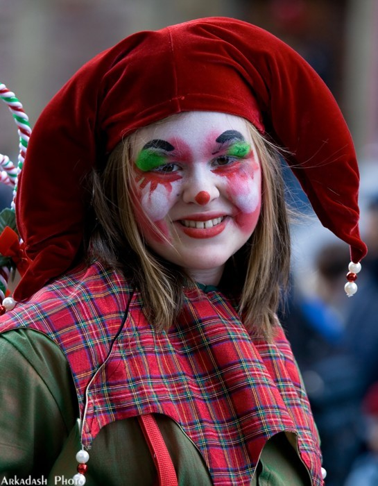 Santa Claus Parade #1
