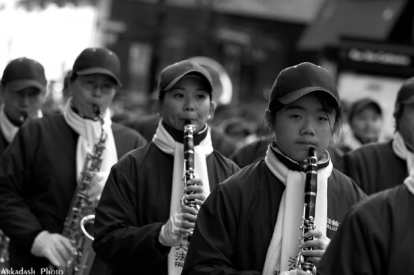The Chinese Band #2