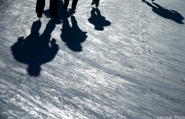 Skating Shadows