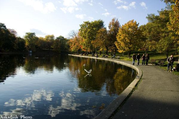 Lafontaine Park