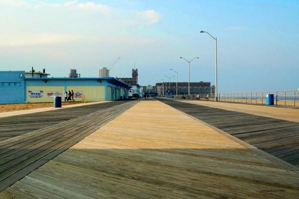 boardwalk jersey shore