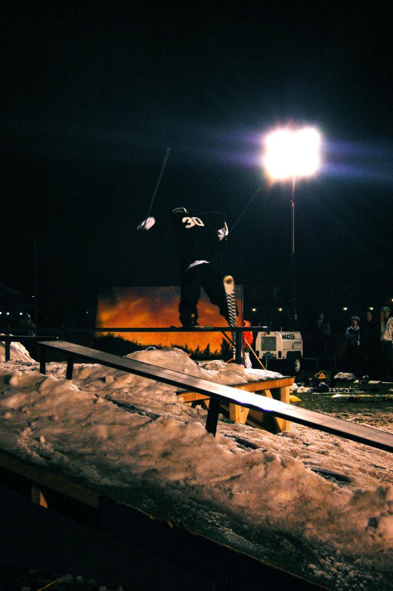 Skiier Slide?