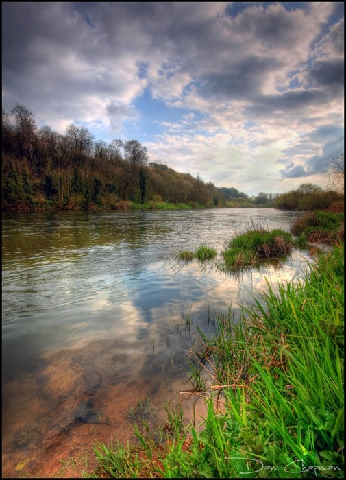 River Trent Clifton