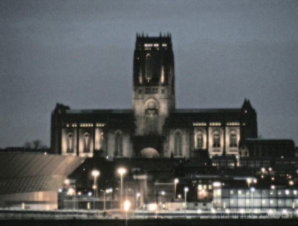 Liverpool, Anglican Cathedral