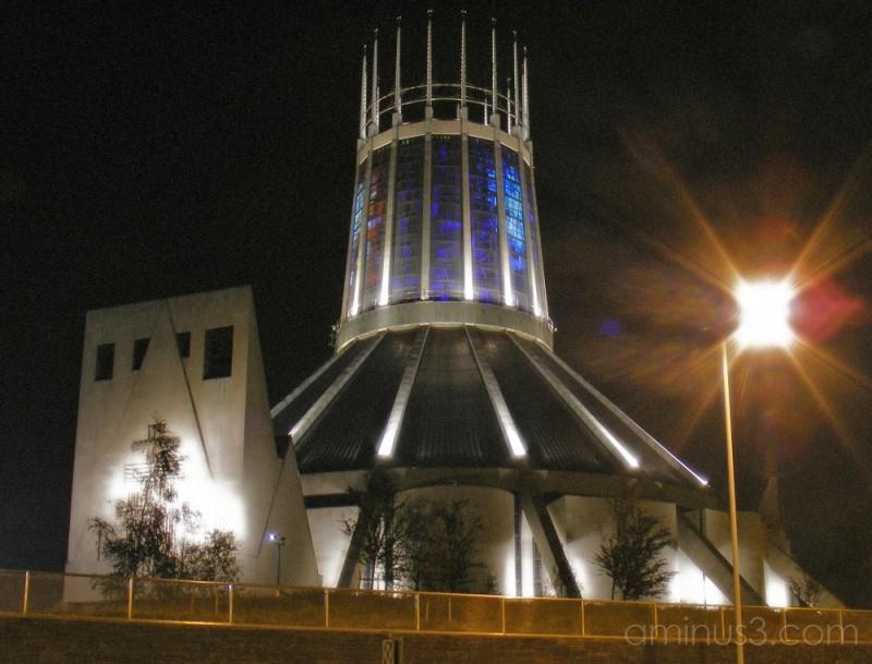 Metropolitan Cathedral, Liverpool
