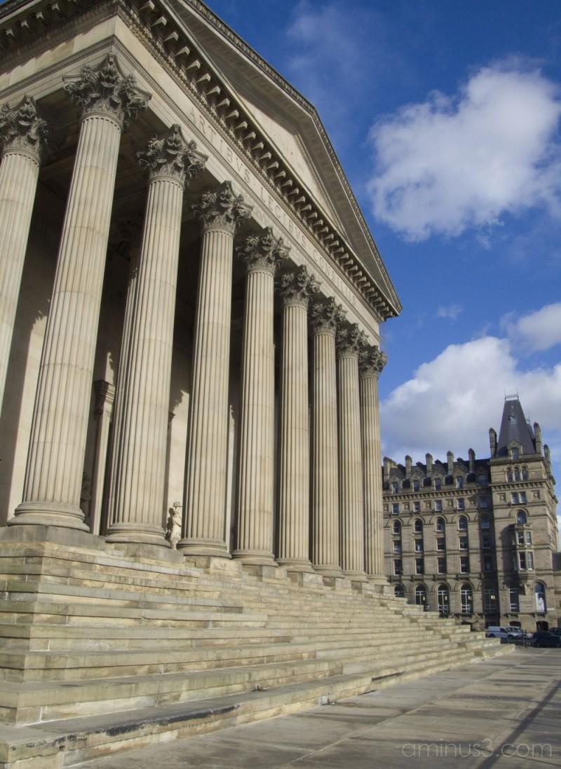 Liverpool St.George's Hall