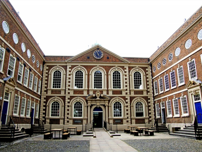 The Bluecoat Chambers, Liverpool