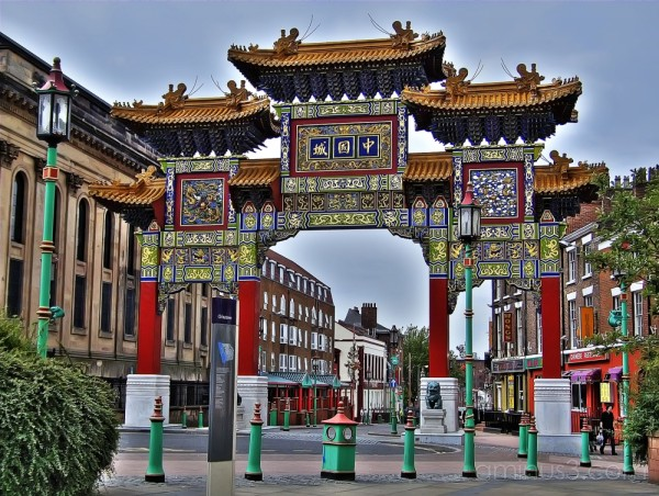 Chinese Arch-Liverpool