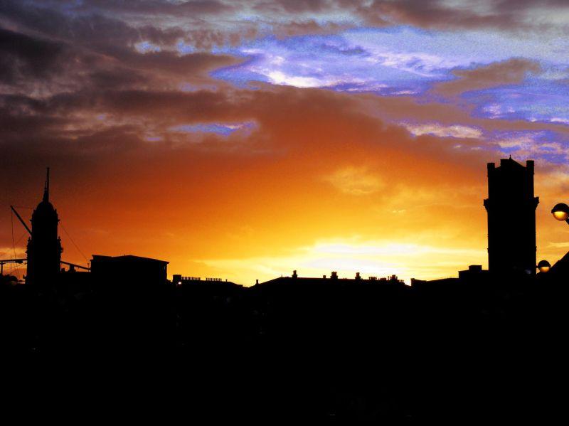 Birkenhead sunset