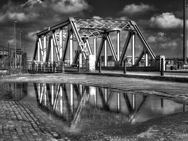Birkenhead Dock Bridge