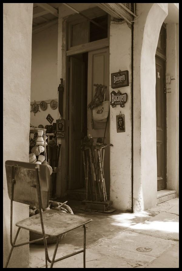 Store in Havana