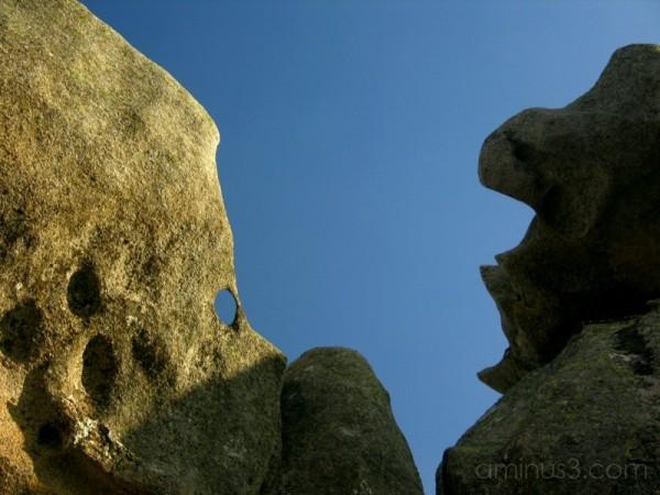 Curiosidades de la roca