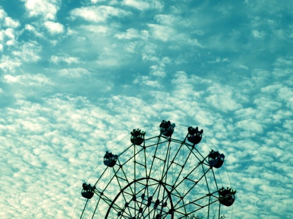 SKY BLUE WHEEL
