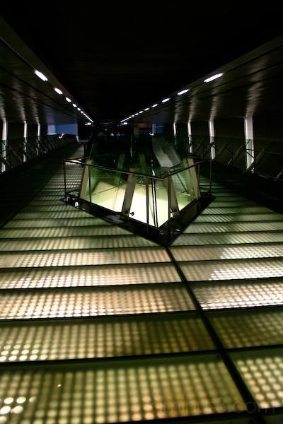 Changi Airport Terminal 2 Linkway MRT
