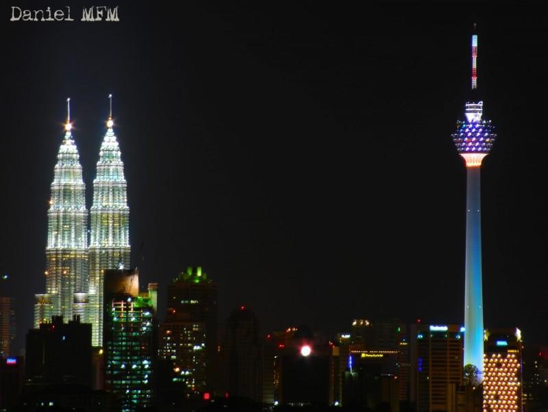 Petronas Twin Tower & KL Tower
