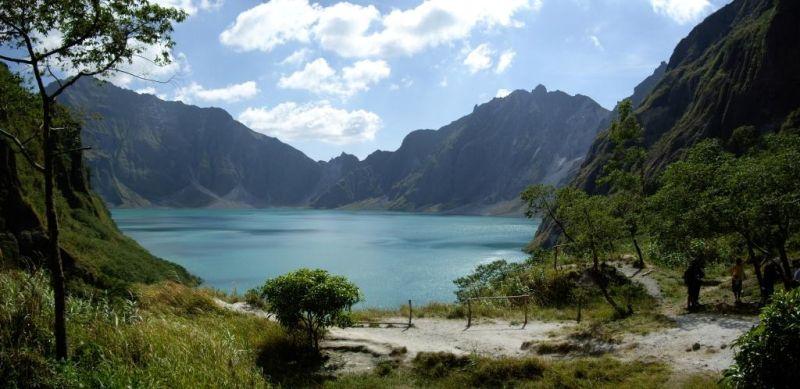 Pinatubo Volcano, Tarlac - Philippines - Landscape & Rural ...