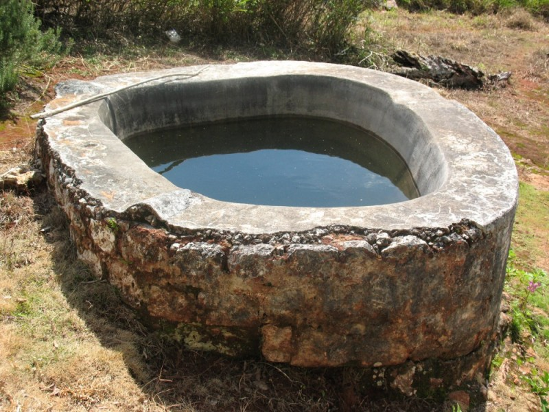 Ancient Water Tank - Landscape & Rural Photos - A-SO-SABBO-SI-IT