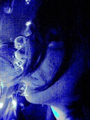Joseph Knowles in blue.