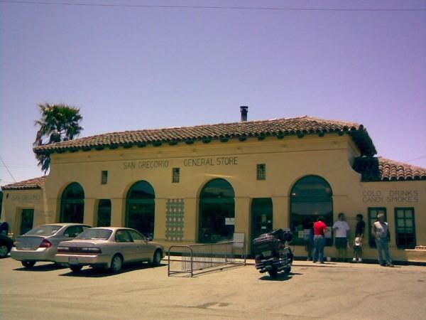 San Gregorio General Store, San Gregorio, Calif.