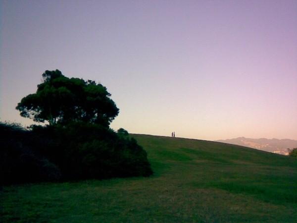 Kite Hill, Berkeley Marina.