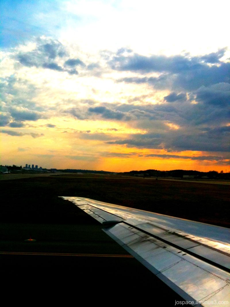 Leaving Birmingham, AL