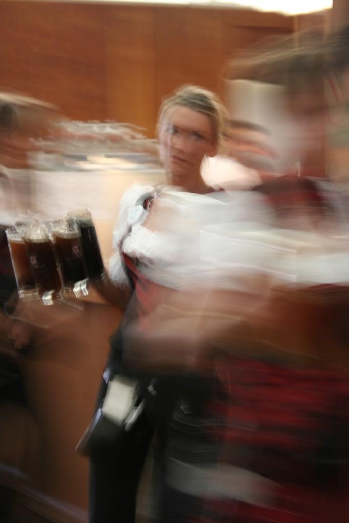 Beer Coming