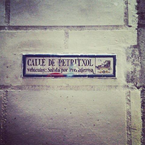 Petritxol, the sweetest street in Barcelona