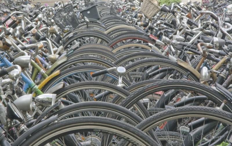 Where did I put my bike