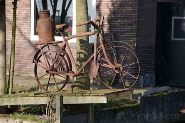 Dutch old bike