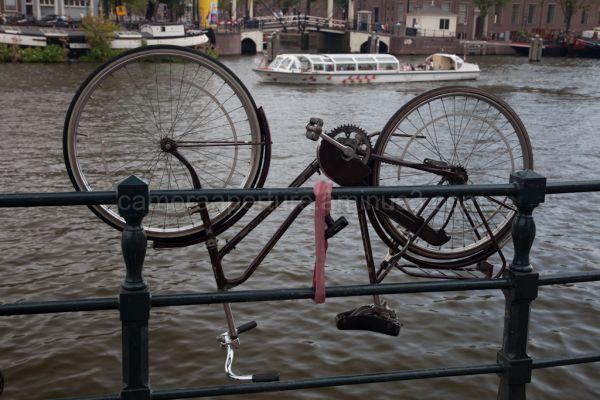 Bike on the edge