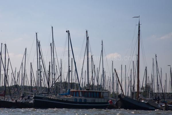 Boats in Monnickendam
